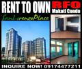 Makati San Lorenzo Place Rent to Own RFO Condo in Makati near Sea Shell Shore Residences